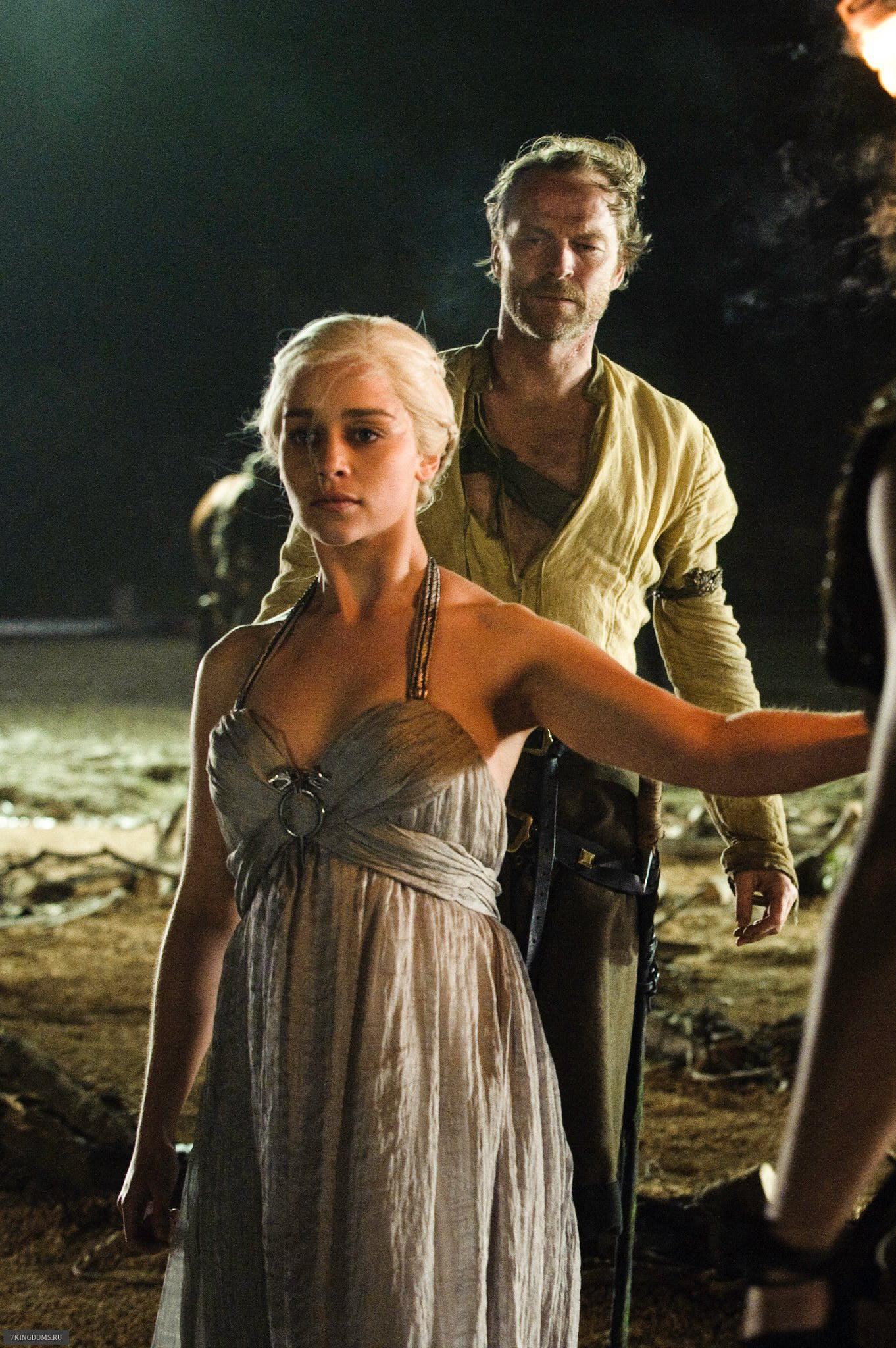 Daenerys Targaryen images Daenerys and Jorah HD wallpaper and ...