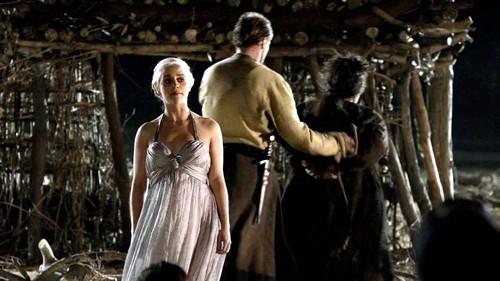 Daenerys and Jorah