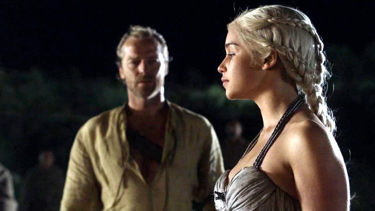 Daenerys and Jorah - Jorah & Daenerys Photo (29371532) - Fanpop