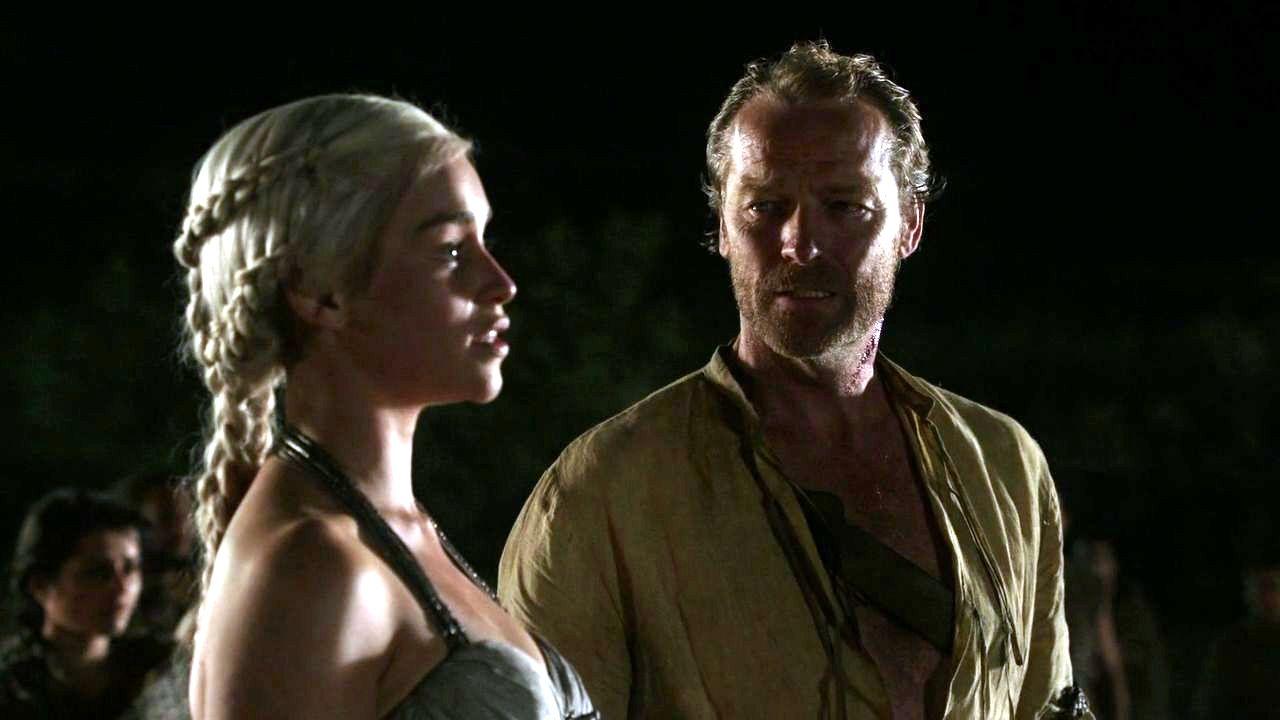 Daenerys and Jorah - Jorah & Daenerys Photo (29371534) - Fanpop