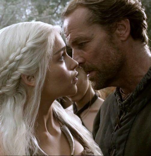 Daenerys and Jorah - Jorah & Daenerys Photo (29388346) - Fanpop
