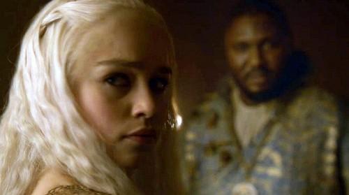 Daenerys and Xaro Xhoan Daxos