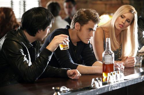 Damon,Rebekah,Stefan 3x16