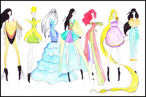 Disney Fashion I