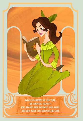 Disney Gems- August