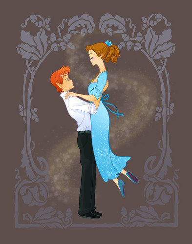 Disney Prom- Peter Pan