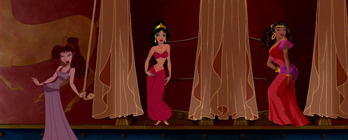 Disney's susunod tuktok Model