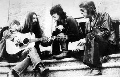 Donovan with TheBeatles