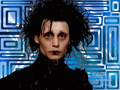 Edward... a creation of love - edward-scissorhands wallpaper