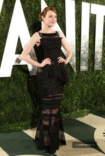 Emma @ 2012 Vanity Fair Oscar Party [Arriving] - February 26.
