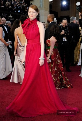 Emma @ 84th Annual Academy Awards [Arriving] - February 26.