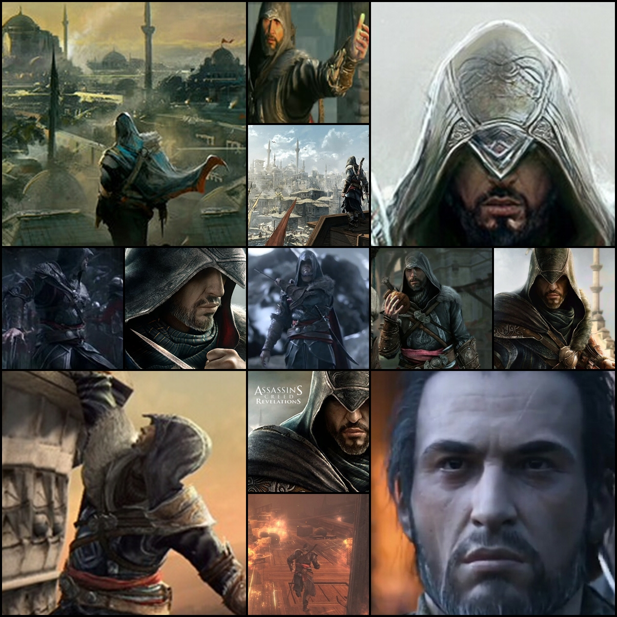 assassin's creed images ezio hd wallpaper and background photos