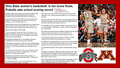 FEBRUARY 23,2012 SAMANTHA PRAHALIS SETS SINGLE GAME OSU SCORING RECORD - basketball screencap