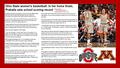 FEBRUARY 23,2012 SAMANTHA PRAHALIS SETS SINGLE GAME OSU SCORING RECORD - basketball screencap