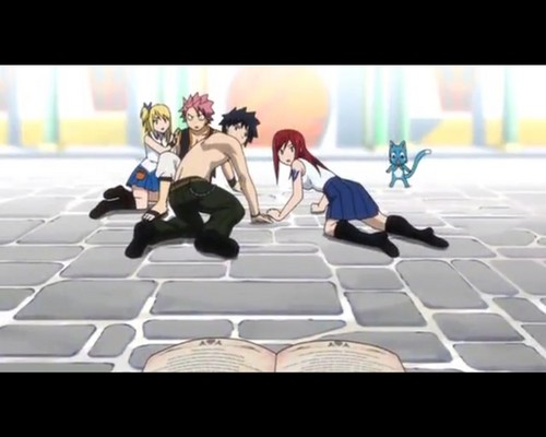 FAIRY TAIL(フェアリーテイル) 壁紙 called Fairy Tail OVA 3