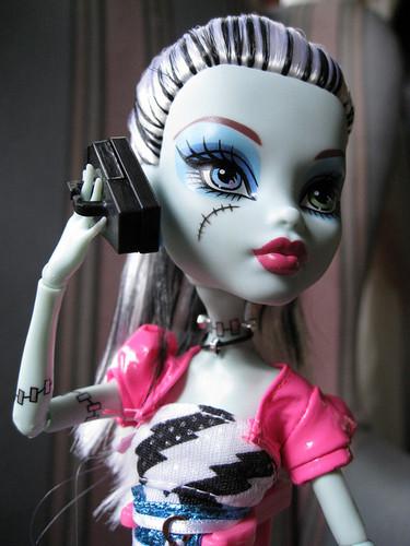 Frankie Stein DOTD doll