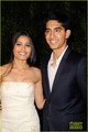 Freida Pinto & Dev Patel: Chanel Pre-Oscar Party Pair! - freida-pinto photo