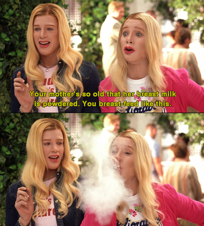 Funny Scenes From The Movie - white-chicks Photo
