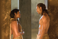 Gannicus & Melitta - dustin-clare photo