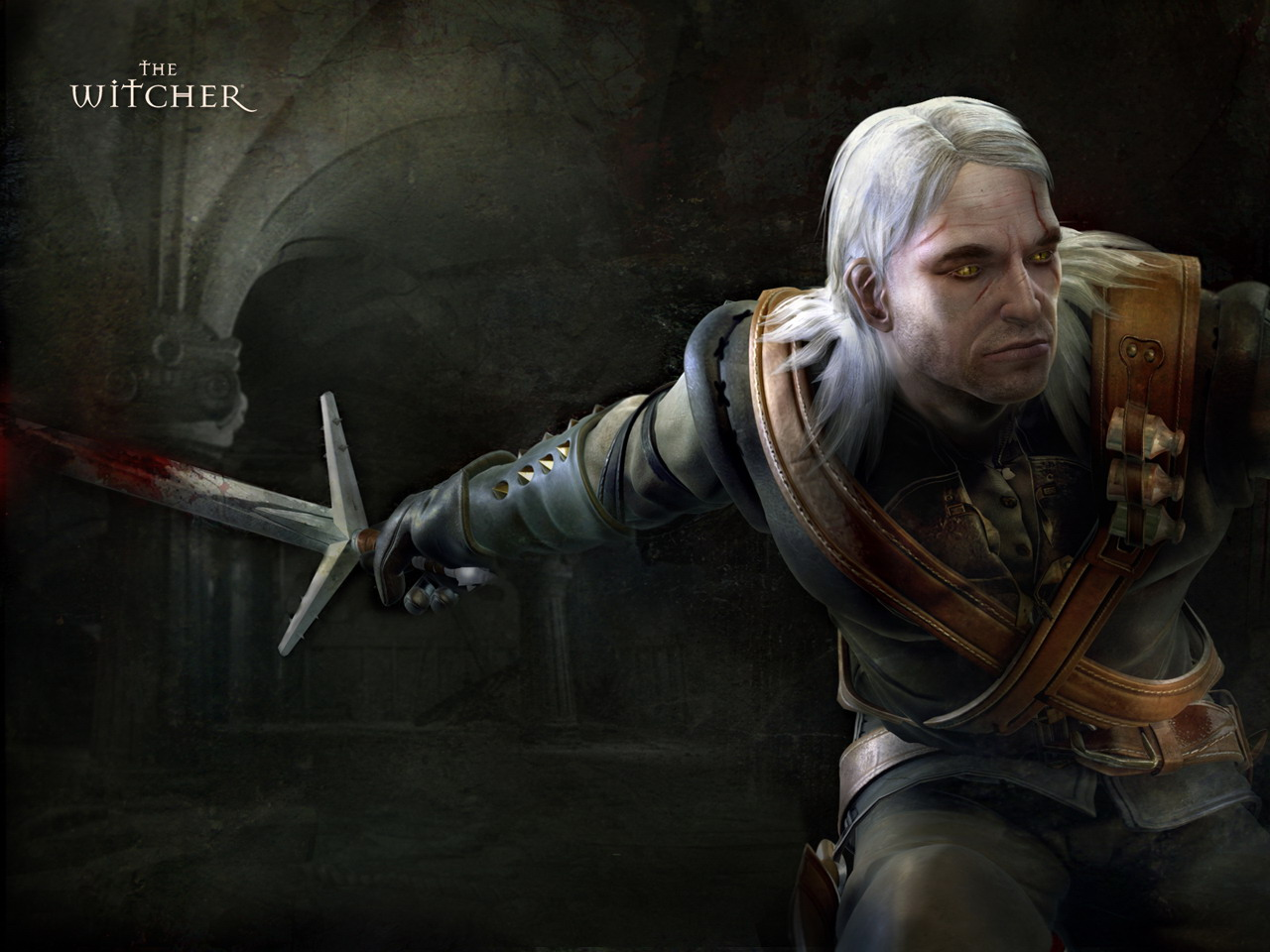 witcher geralt of - photo #19