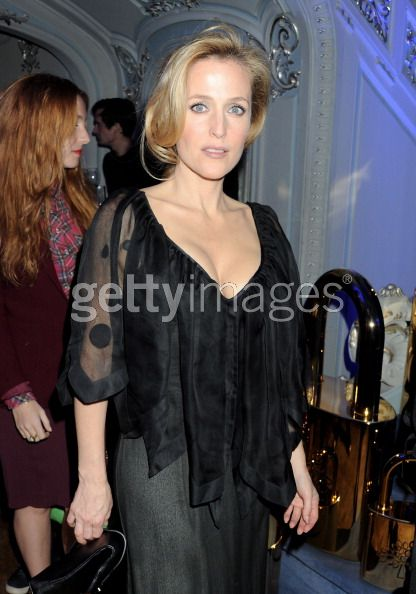 Gillian Anderson, Mulberry