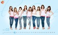 Girls' Generation Vita500 2012 March calendar