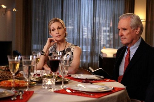 Gossip Girl wallpaper with a dinner table, a brasserie, and a bistro called Gossip Girl -stills 5x21