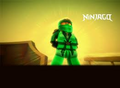 Green Ninja - ninjago screencap