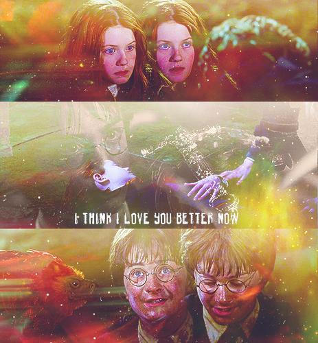 Harry♥Ginny