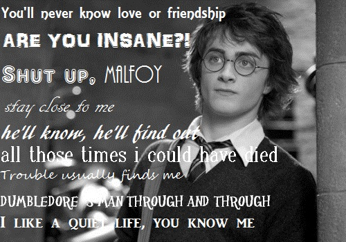 Harry Potter frases