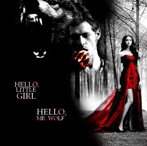 Hello, Little Girl, Hello, Mr 狼