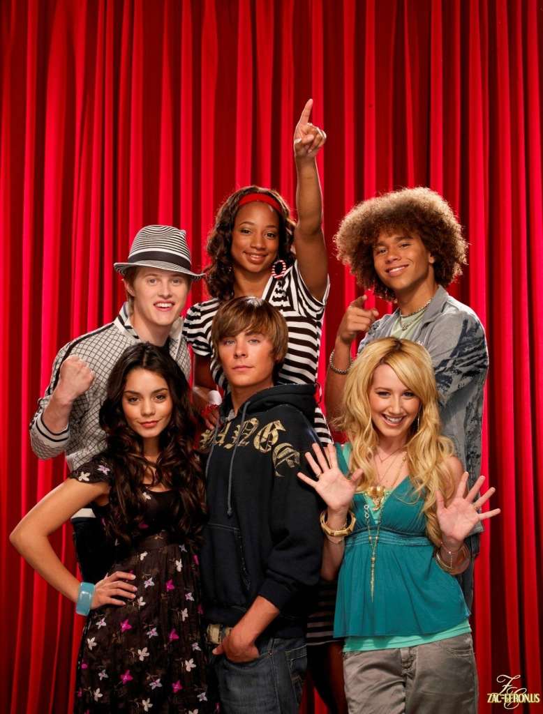 High School Cast High School Musical Cast