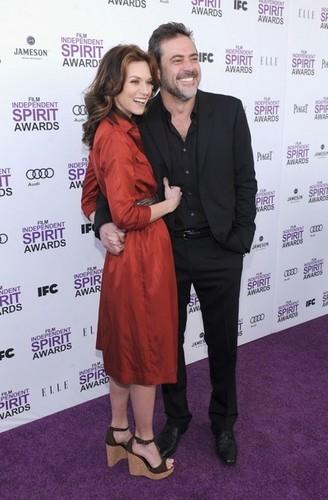 Hilare burton AtSpirit Awards 2012