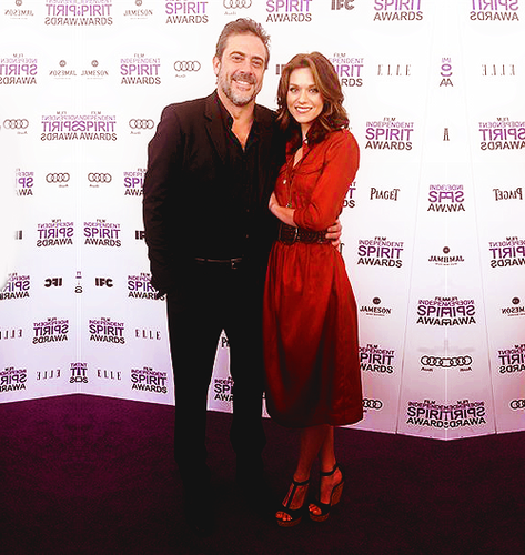 Hilarie Burton  AtSpirit Awards 2012
