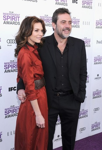 Hilarie BurtonPiaget At The 2012 Film Independent Spirit Awards