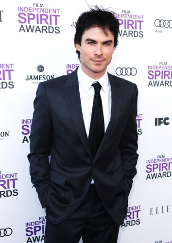 Ian Somerhalder: 2012 Film Independent Spirit Awards  - ian-somerhalder Photo