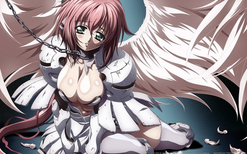 heaven lost property wallpaper containing anime titled Ikaros