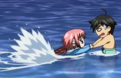 Ikaros Learning To Swim Heaven Lost Property Image