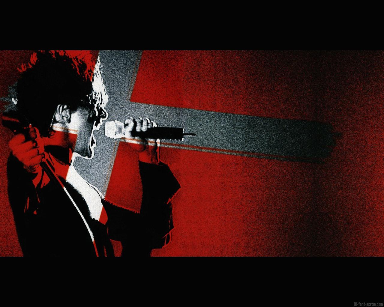 Indochine et ns nicola sirkis wallpaper 29392828 fanpop - Photos wallpaper ...