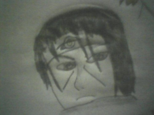 Itachi Drawing kwa Itachi_boy