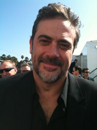 Jeffrey Dean morgan wallpaper containing a business suit called JDM;