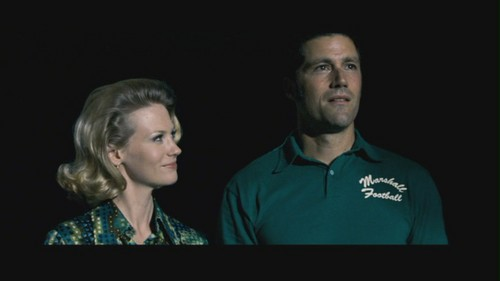 "January Jones in ""We Are Marshall"" - january-jones Screencap"