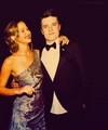 Jen and Josh! ♥ - jennifer-lawrence-and-josh-hutcherson photo