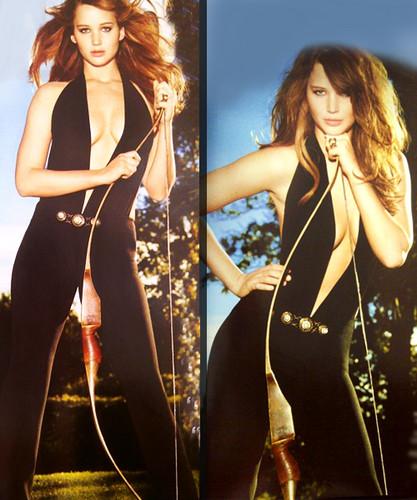Jen in Glamour US