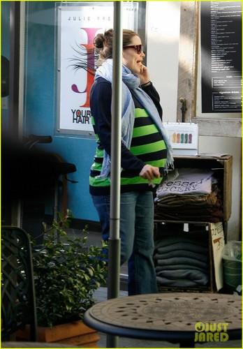 Jennifer Garner: jus Run!