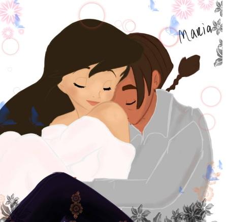 JiMel Hug/Kiss