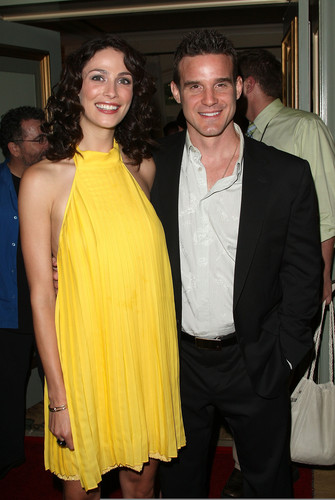 Joanne && Eddie - 2009 NBC Summer Press Tour