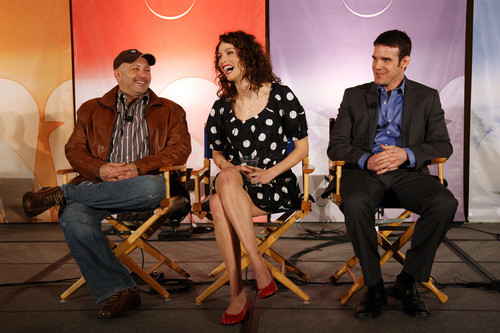 Joanne Kelly, Eddie McClintock && Jack Kenny - Warehouse 13 Interview