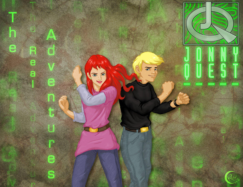 Jonny and jessie the real adventures of jonny quest 29350504 1024 788