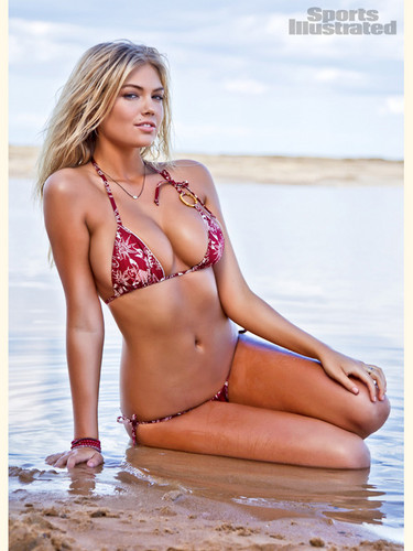 Kate upton 2012 issue pics - swimsuit-si Photo
